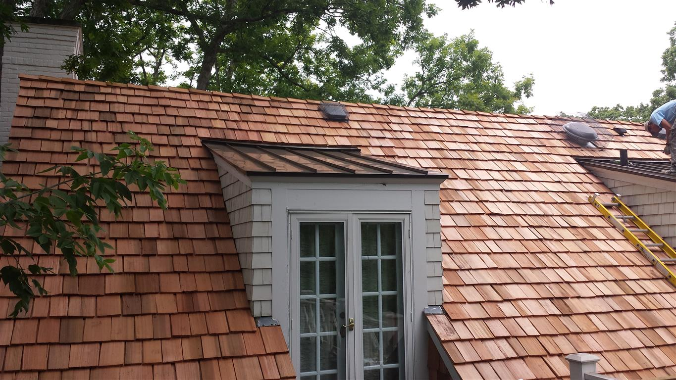 Cedar roofs are a great investment for your home