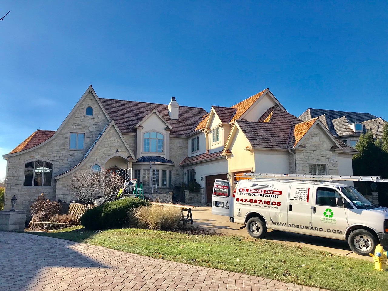 A cedar roof requires proper maintenance after installation