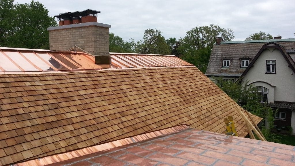 cedar shake roofing advantages