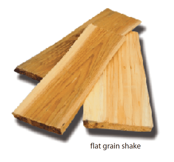 Flat Grain Shakes