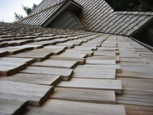 Handsplit Cedar