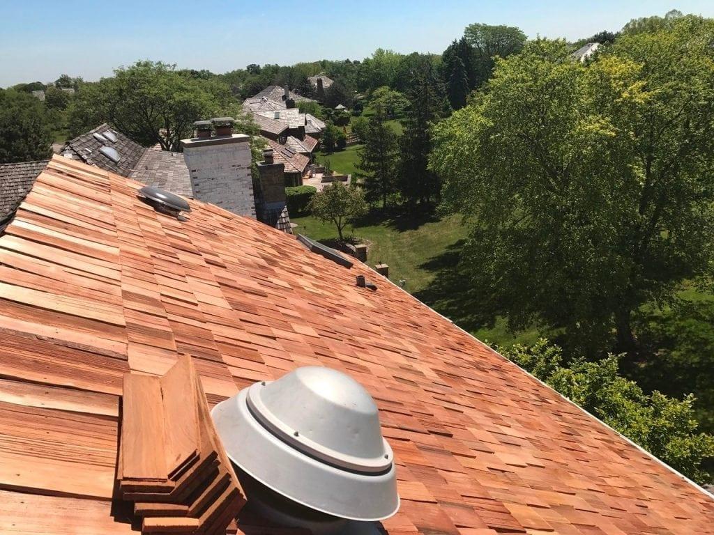 Cedar Roof Services in Barrington Hills IL
