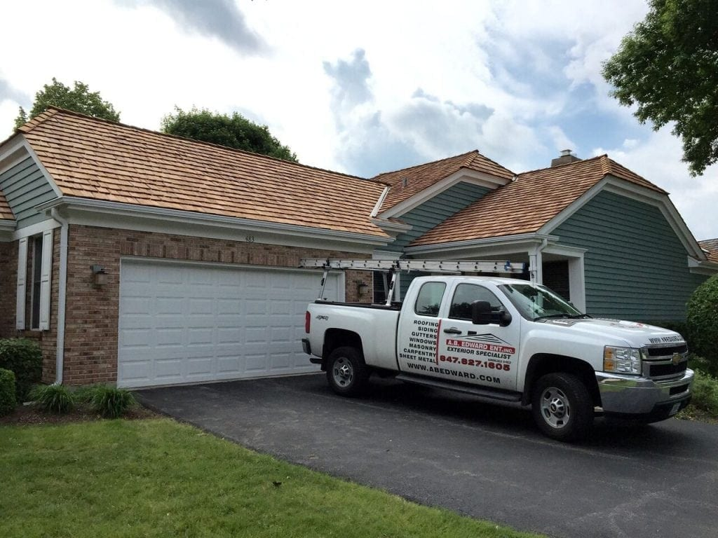Cedar roofing contractors can help your roof look perfect