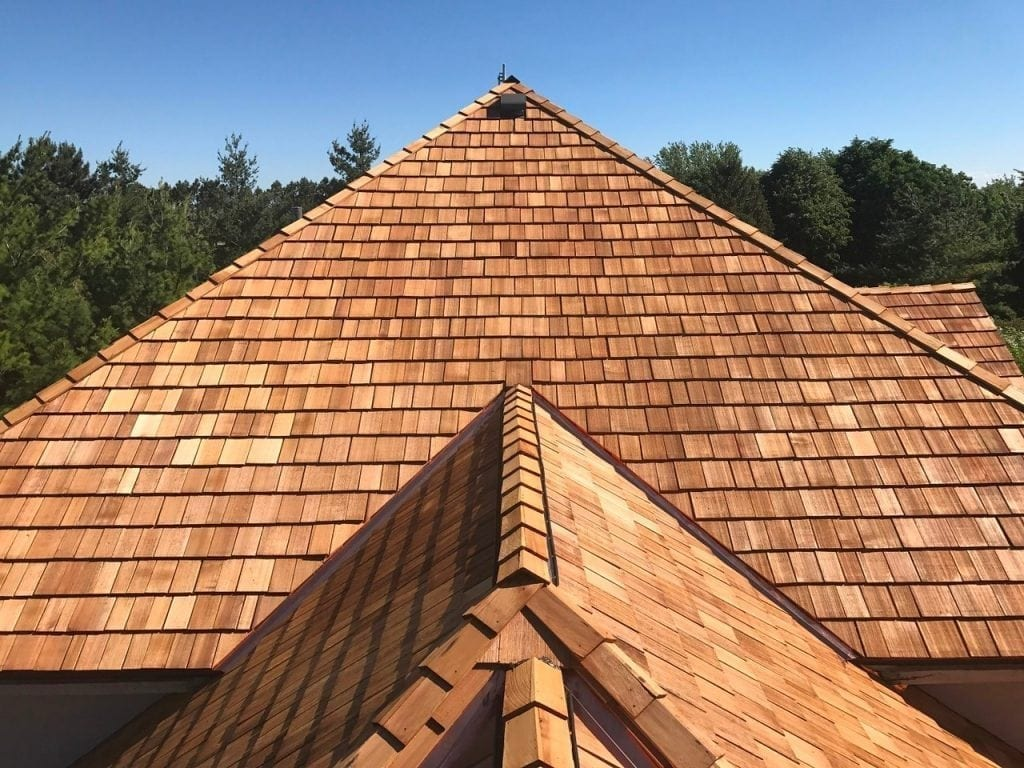 Cedar roofs are growing in popularity in Chicago IL
