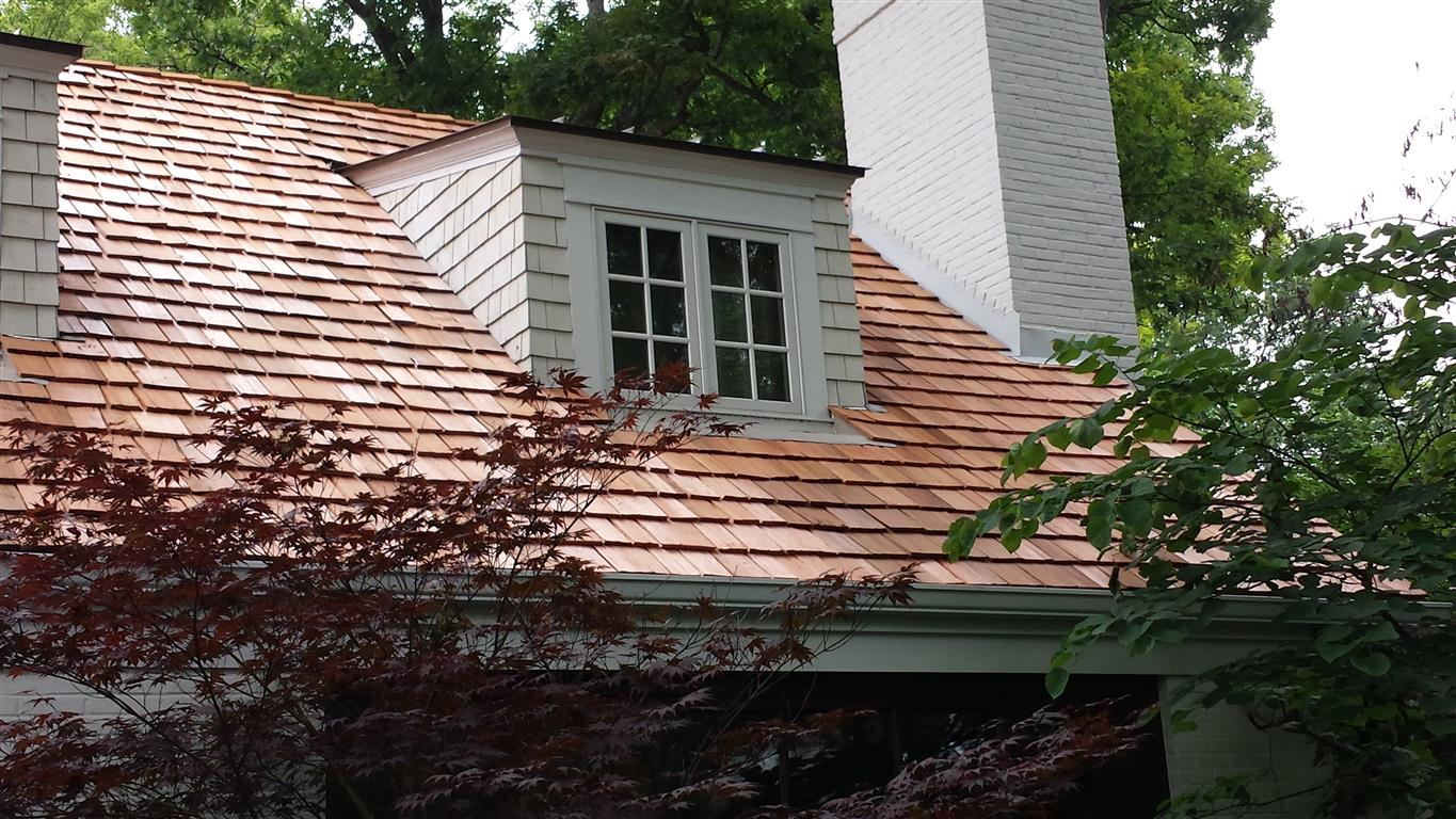 Chicago IL Cedar Shake Roofing Installation and Repair