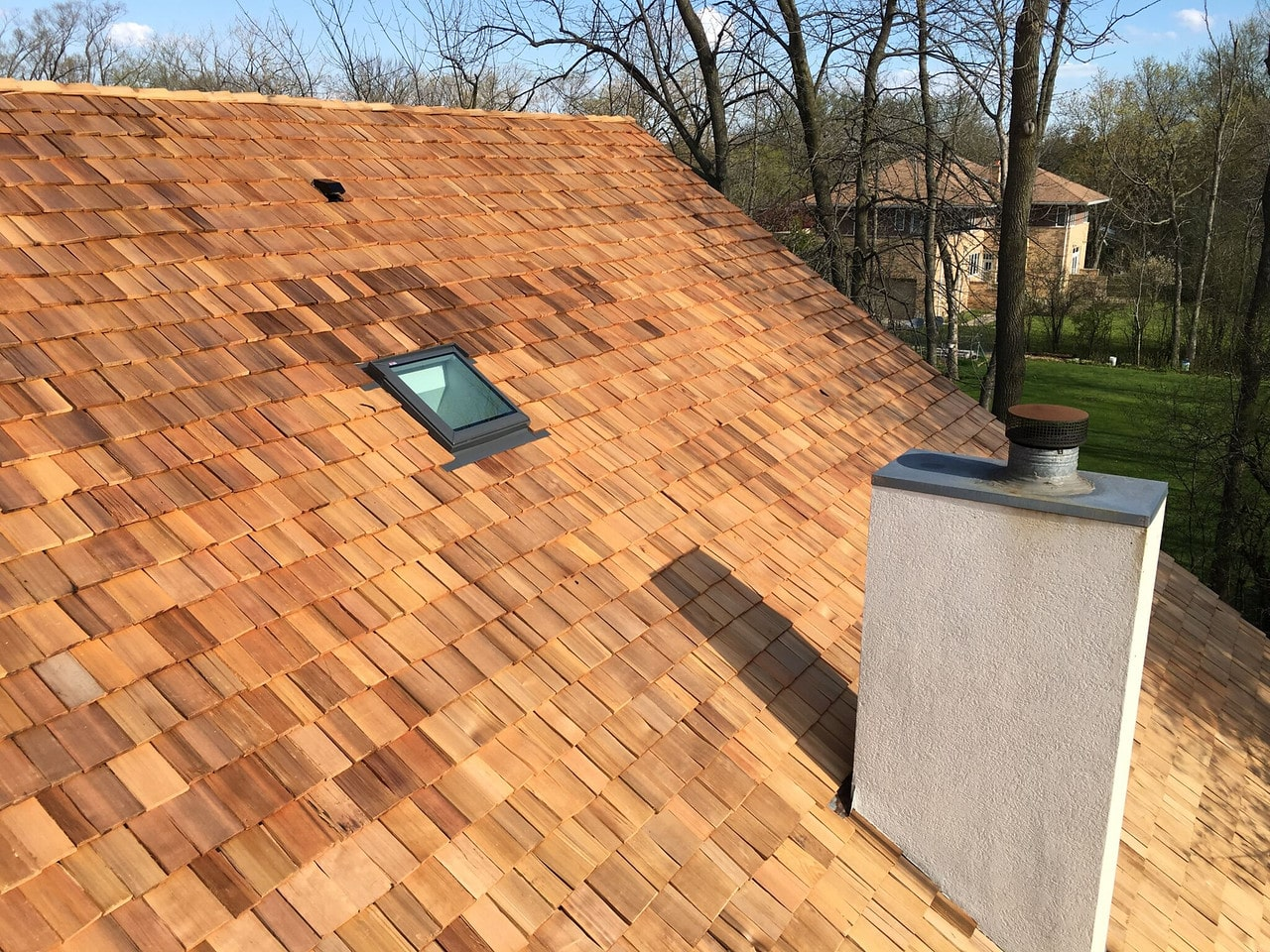 Highland Park IL Roof Project