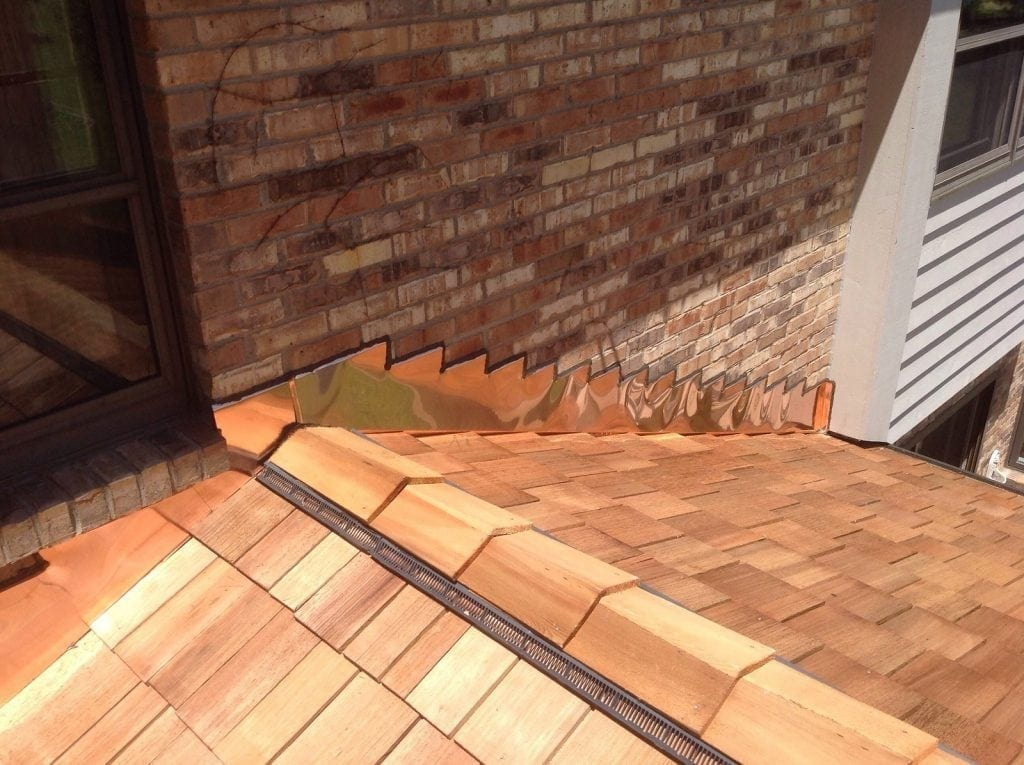 The natural beauty of cedar roofing in Kildeer IL