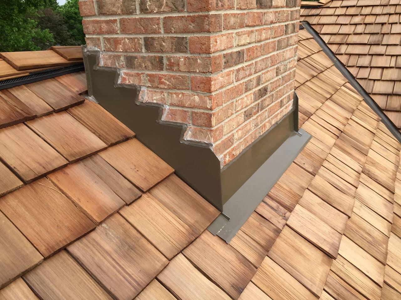 Lake Barrington IL Cedar Roof Installation