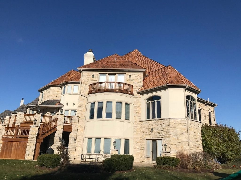 Lake Barrington IL cedar roof services