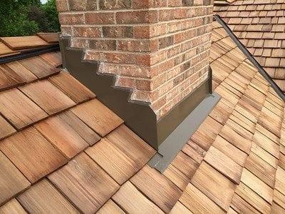 Lake Bluff Cedar Roof