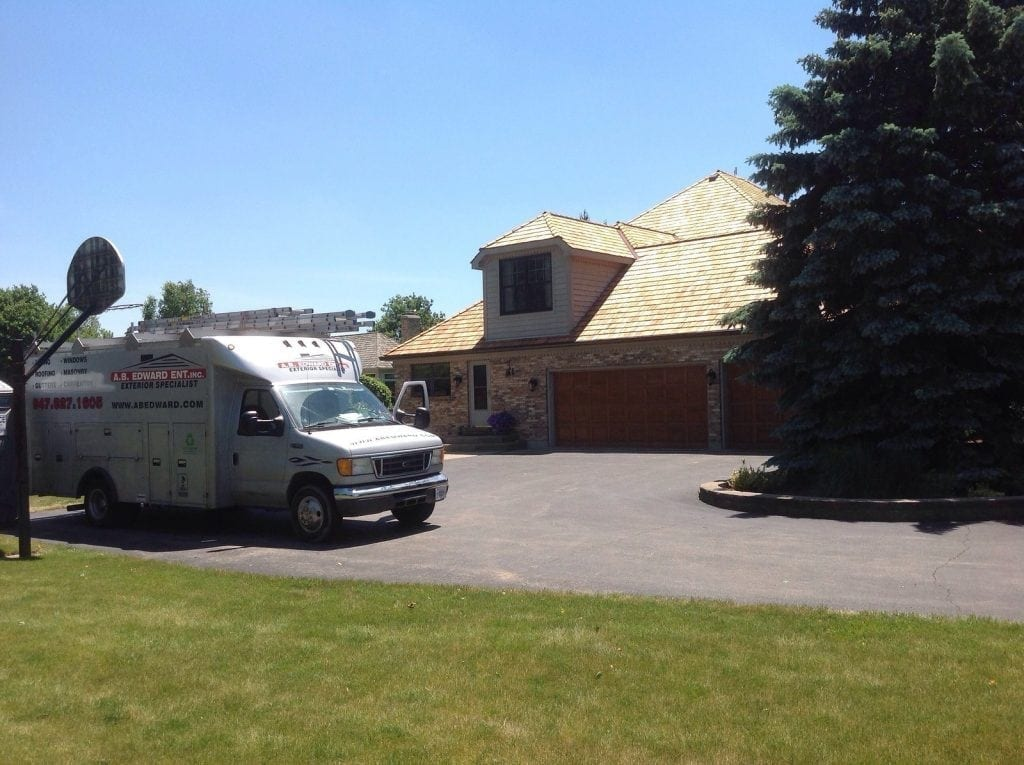 Cedar shake roofing North Barrington IL