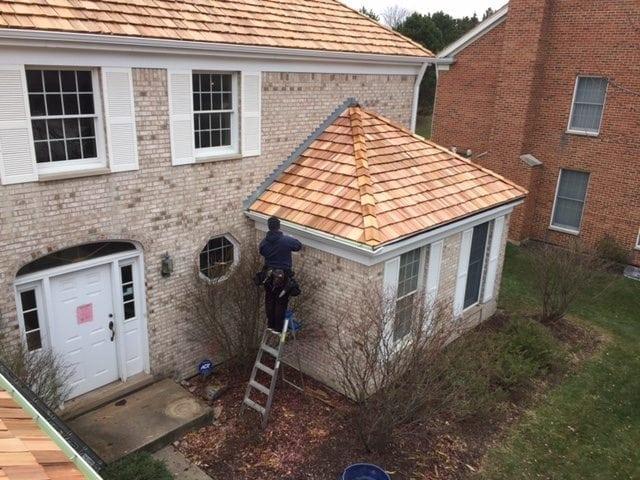 Schaumburg IL Cedar Roofing Maintenance