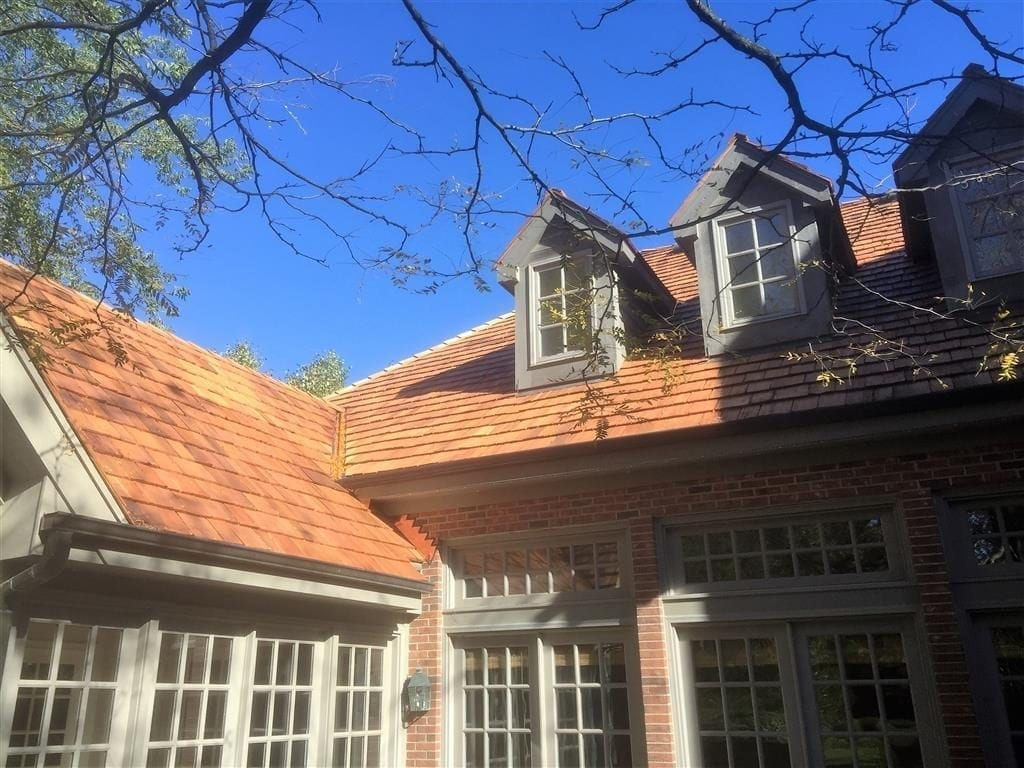 Make sure your cedar roof is maintained near St. Charles IL