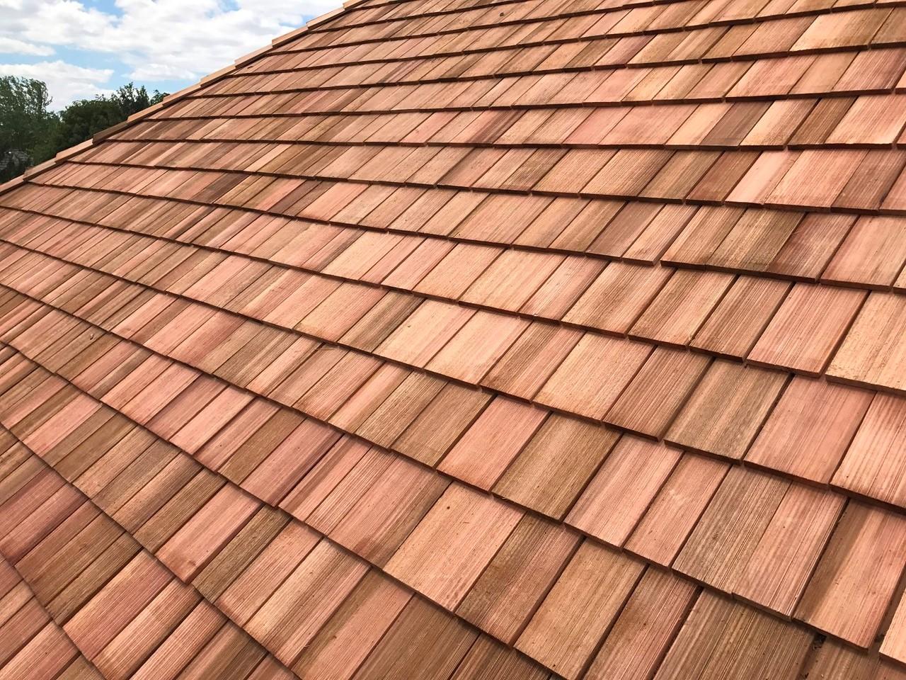 Cedar roofing repair near Wilmette IL