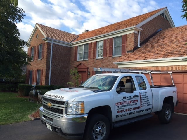Use a licensed insured contractor like A.B. Edward Enterprises, Inc. for your cedar roofing needs in Des Plaines IL