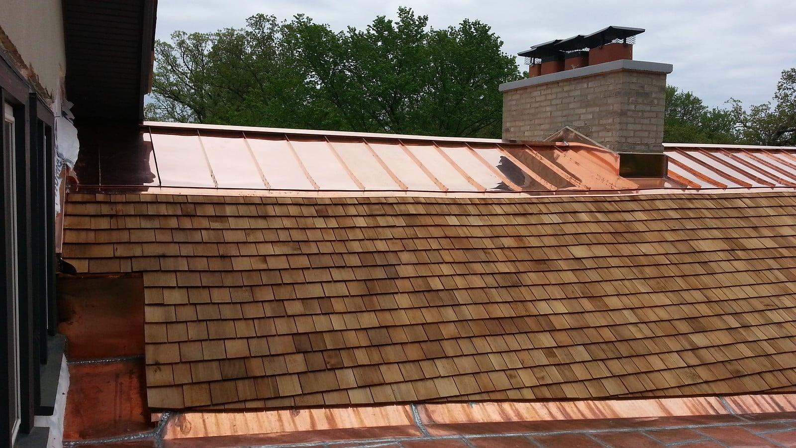 Cedar Roofing Installation - #1 Cedar Shake Roofing