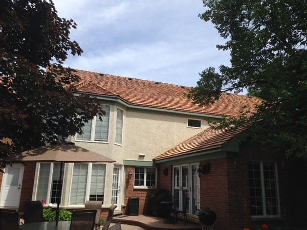 Cedar Roofing Installation - Best Cedar Shake Roofing