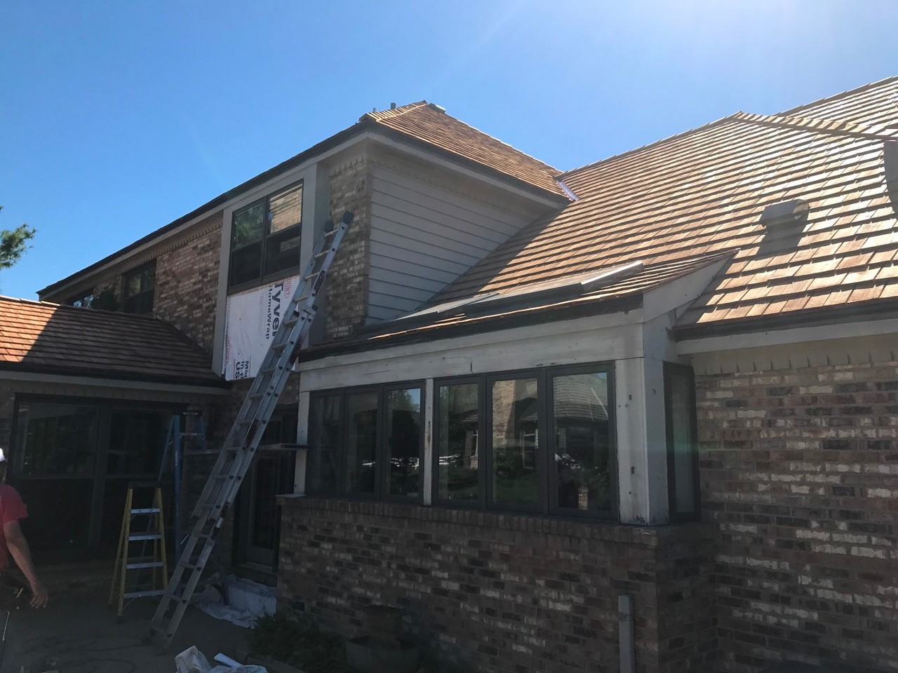 Cedar roofing repair can prolong the life of your roof by years
