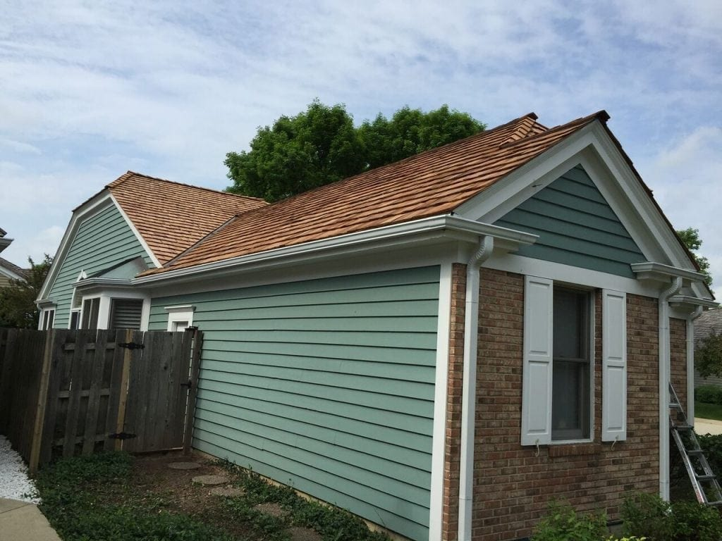 Cedar shake roofing can change the look of your house