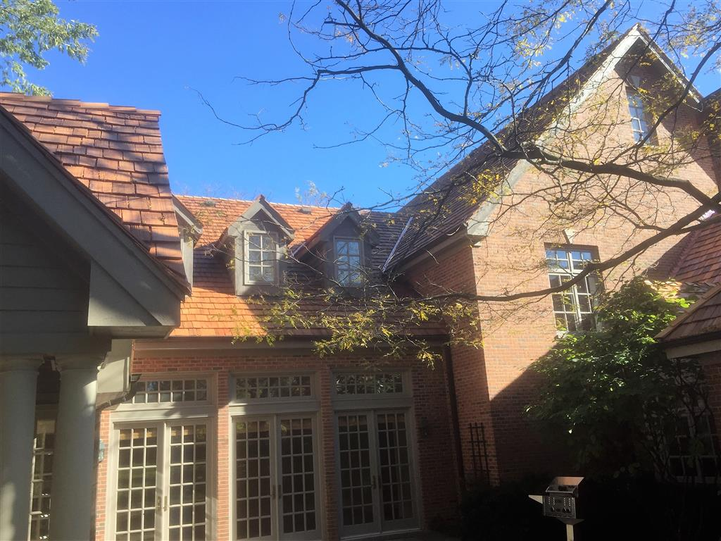 Cedar Roofing Maintenance for Sun Damage