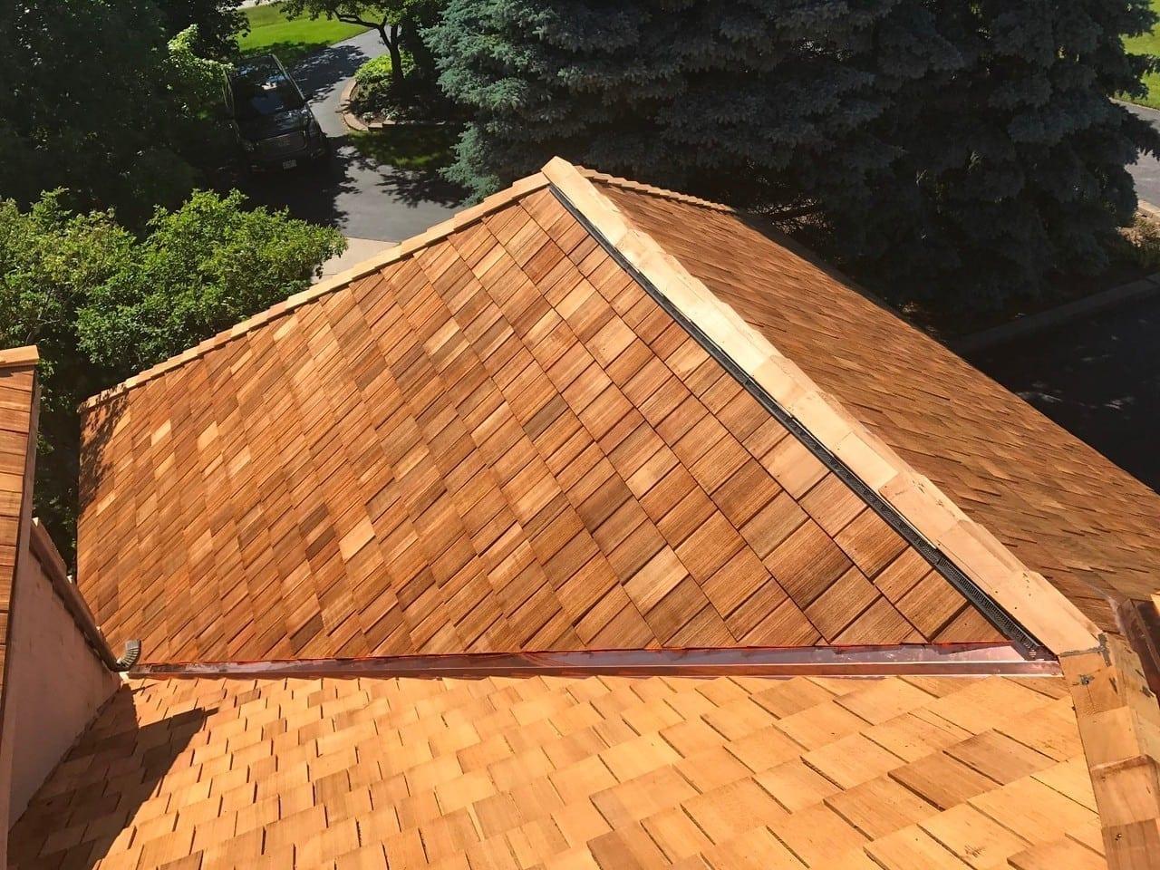 Energy Efficient Cedar Roofing Chicago