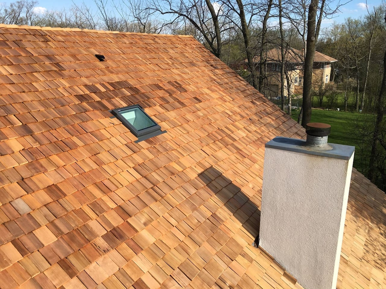 A.B. Edward Enterprises, Inc. is your top local cedar roofing company for installation, repair, and maintenance