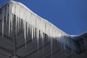 Cedar Roofing and Ice Dams