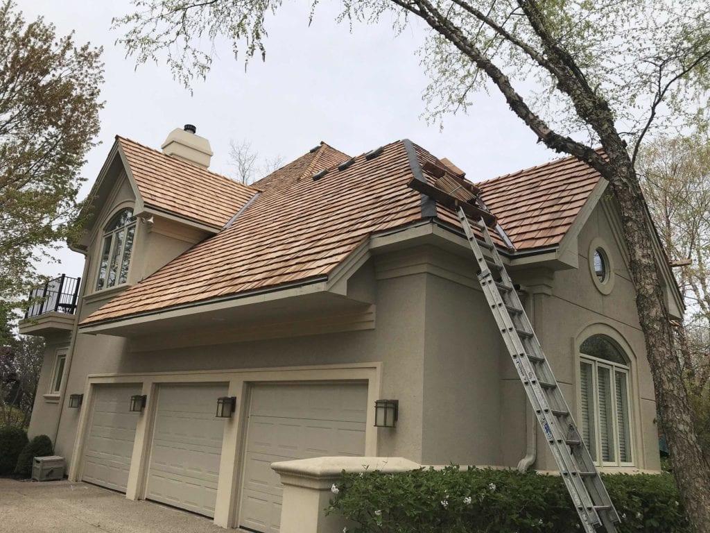 Benefits of Cedar Shake Roofing