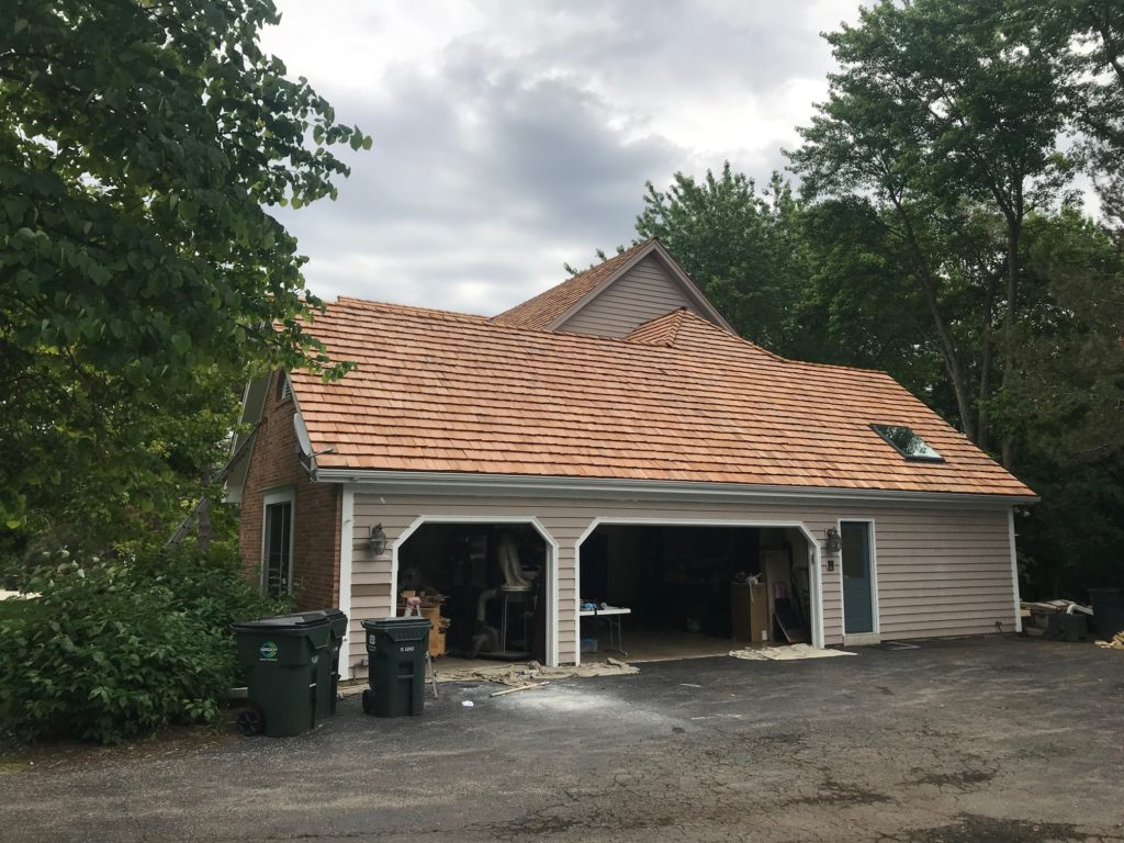 View Our Chicagoland Area Cedar Roofing Project Photos