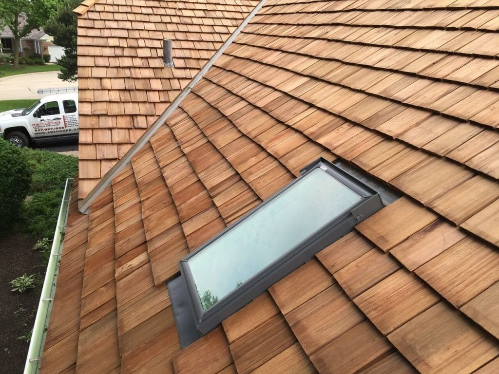 The Benefits of Cedar Shake Roofing