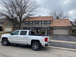 Cedar Roofing Gutters Glenview IL